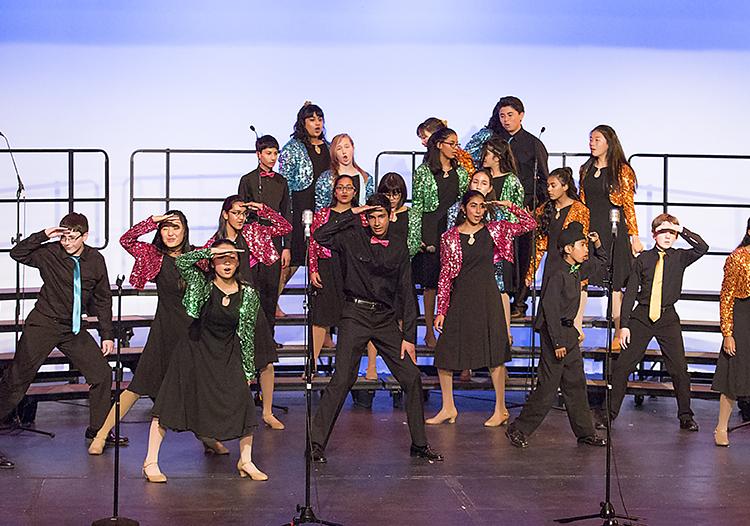 Middle School Performing Arts Middle School The Harker School