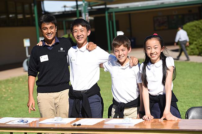 Middle School | The Harker School | San Jose, CA
