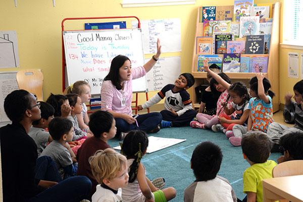 Preschool Teachers | Preschool | The Harker School
