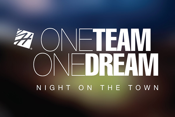 One Team. One Dream.